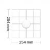 Kwas foliowy 400 mcg / 250 tab