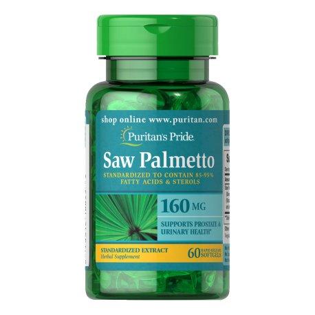 Saw Palmetto Ekstrakt 160 mg / 60 kaps