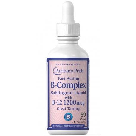 B - Complex z Wit. B12 w płynie