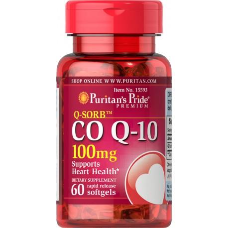 Koenzym Q-10 100 mg / 60 kaps