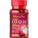 Koenzym Q-10 100 mg / 60 kapsułek Puritan's Pride