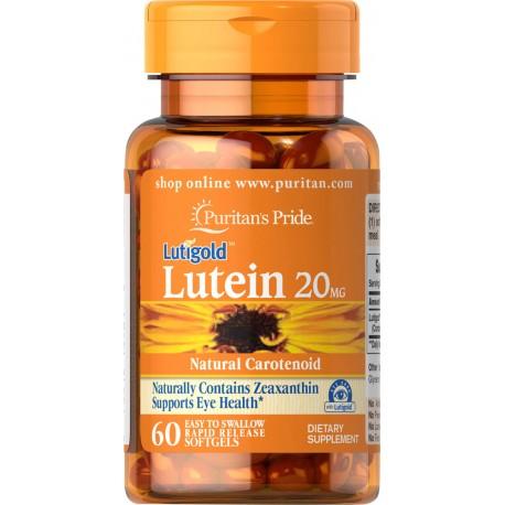 Luteina 20 mg / 60 kaps