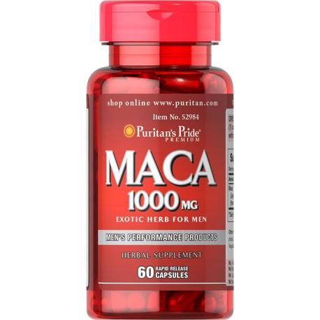 Maca 1000 mg / 60 kaps