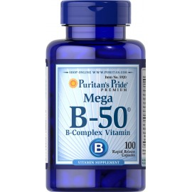 Witamina B-50® Complex / 100 kaps