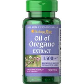 Olejek z Oregano 1500 mg / 90 kaps