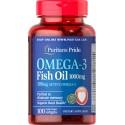 Olej Omega-3 1000 mg / 100 kapsułek Puritan's Pride